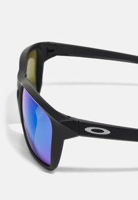 Oakley - SYLAS UNISEX - Sunglasses - matte black w/prizm sapphire polar - 3