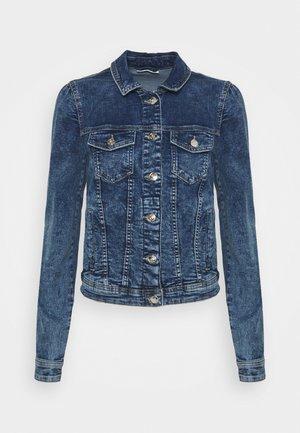 ONLTIA LIFE  - Denim jacket - medium blue denim