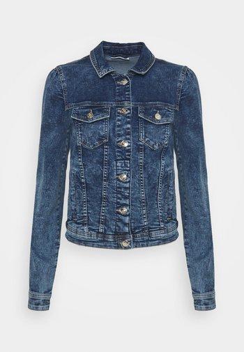 ONLTIA LIFE  - Jeansjakke - medium blue denim
