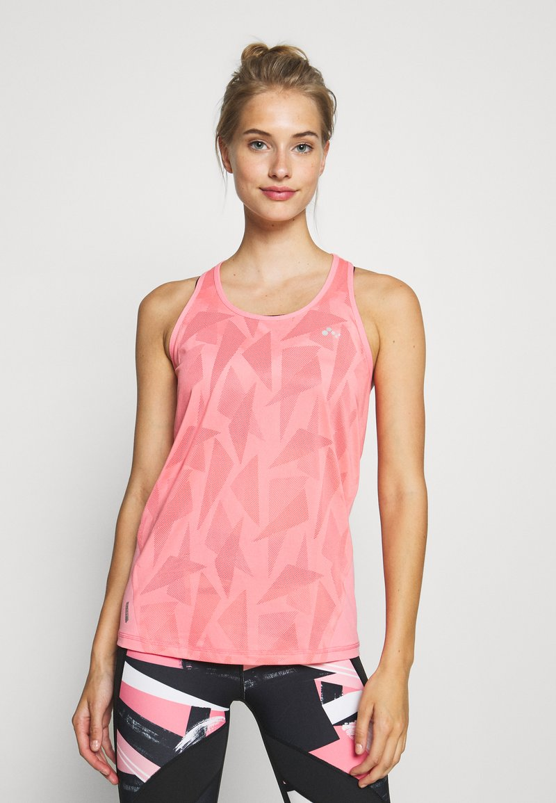 ONLY Play - ONPMADON TRAINING - Top - strawberry pink
