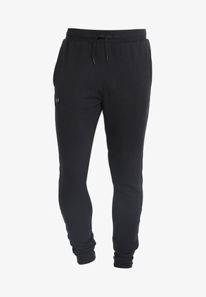 RIVAL  JOGGER - Tracksuit bottoms - black