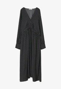 Mango - ROSE - Maxi dress - zwart - 4