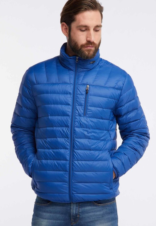 Down jacket - True blue