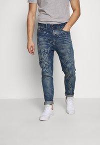 Diesel - VIDER SP4 - Jeans Tapered Fit - 0079d01 - 0