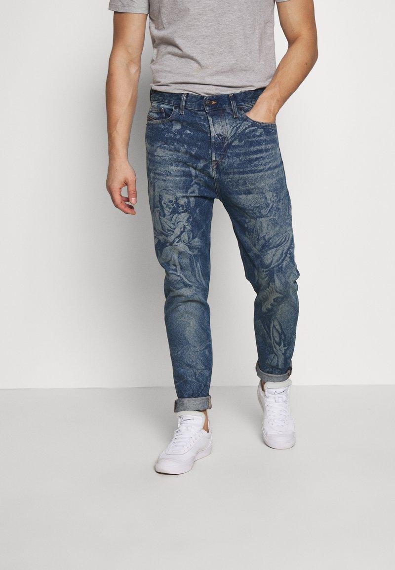 Diesel - VIDER SP4 - Jeans Tapered Fit - 0079d01