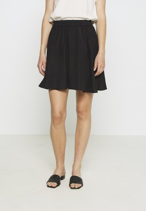 PCMANINA SKIRT - A-line skirt - black