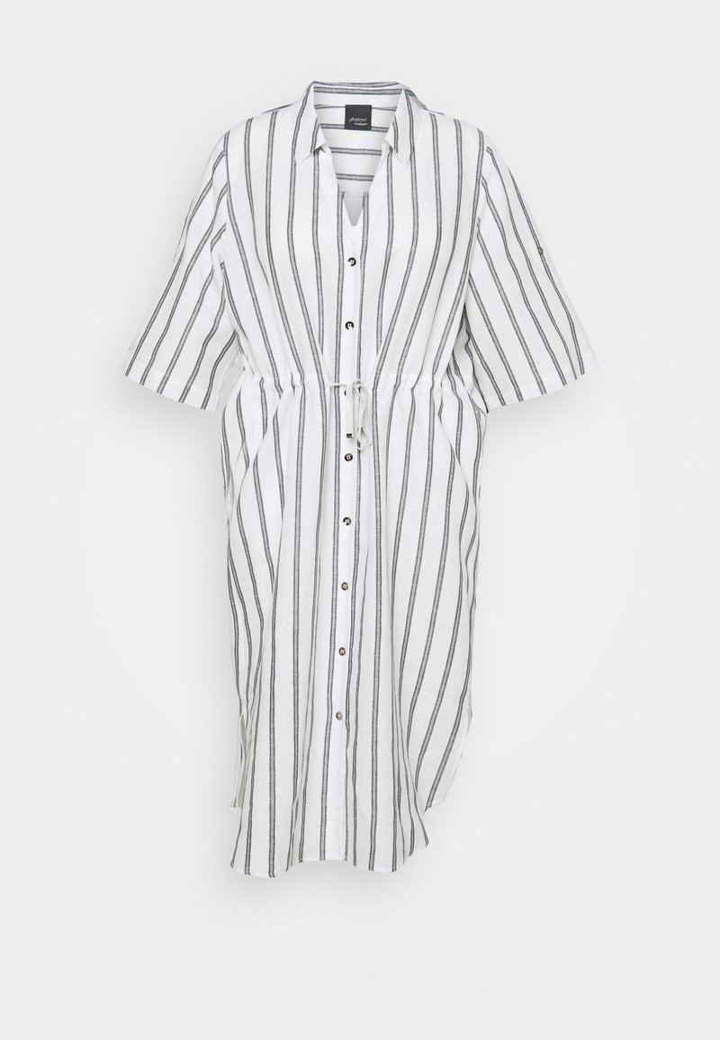 Persona by Marina Rinaldi - DOLINA - Shirt dress - optic white