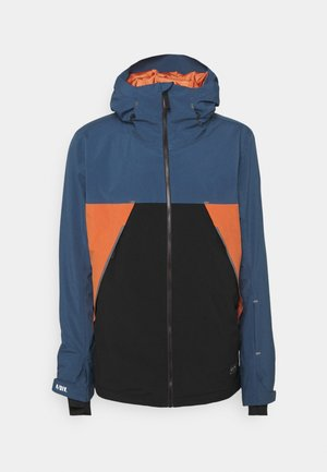 EXPEDITION - Snowboard jacket - antique blue