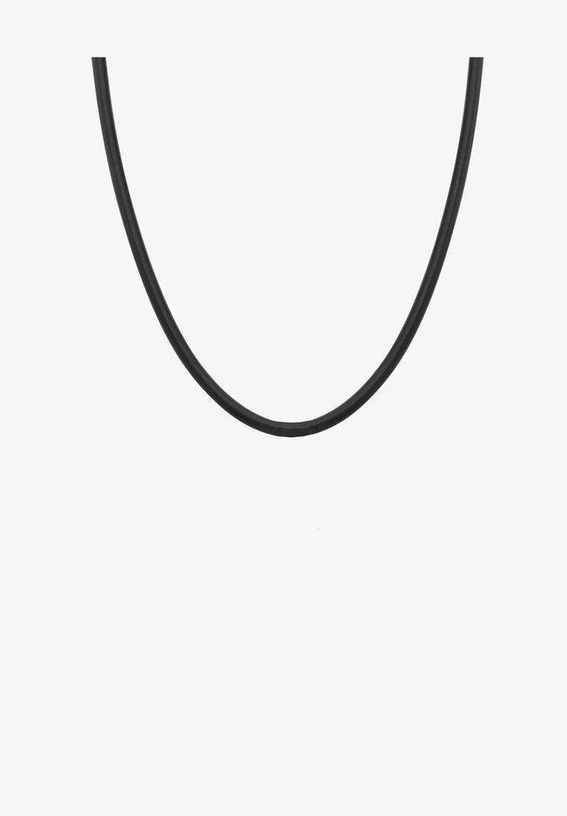 Necklace - zwart