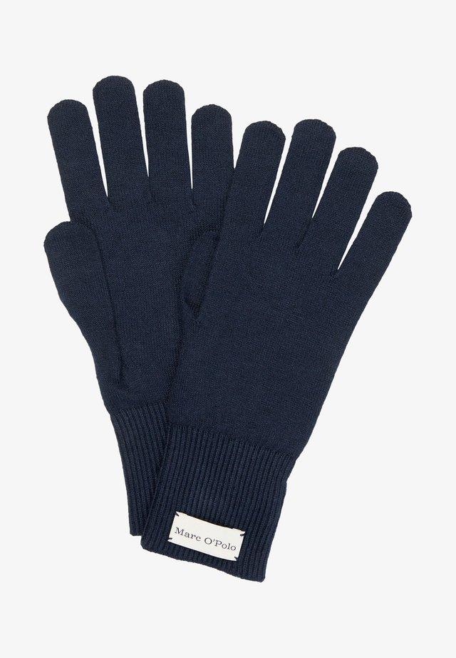 Gloves - dark night