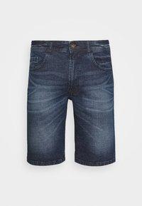 Redefined Rebel - COPENHAGEN - Jeansshorts - atlantic blue - 4