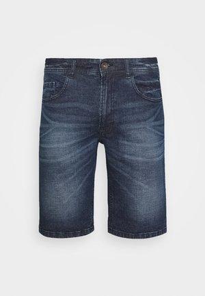 COPENHAGEN - Denim shorts - atlantic blue