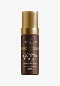 Eco by Sonya - CACAO FIRMING MOUSSE - Self tan - - - 0