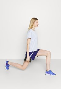 Under Armour - PLAY UP SHORTS - Pantaloncini sportivi - blue - 1