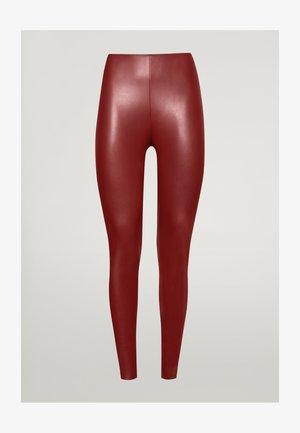 Leggings - Trousers - currant