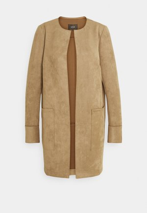 HERANOL - Short coat - maple