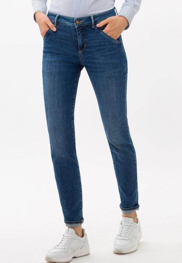 STYLE SHAKIRA - Jeans Skinny Fit - used regular blue