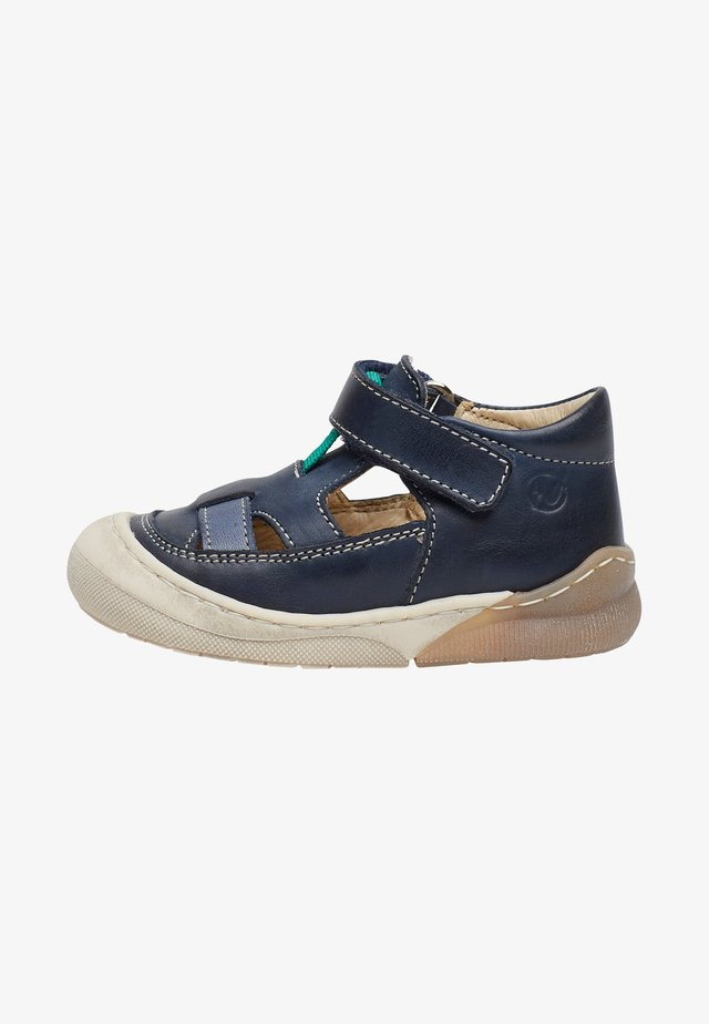 YOONGI - Chaussures à scratch - blue