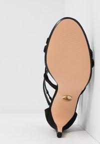Buffalo - JAMILA - Korolliset sandaalit - black - 6