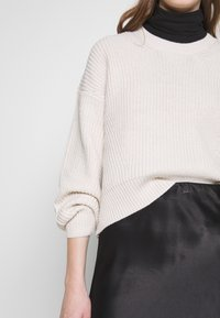 New Look - FASHIONED JUMPER - Svetr - off white - 6