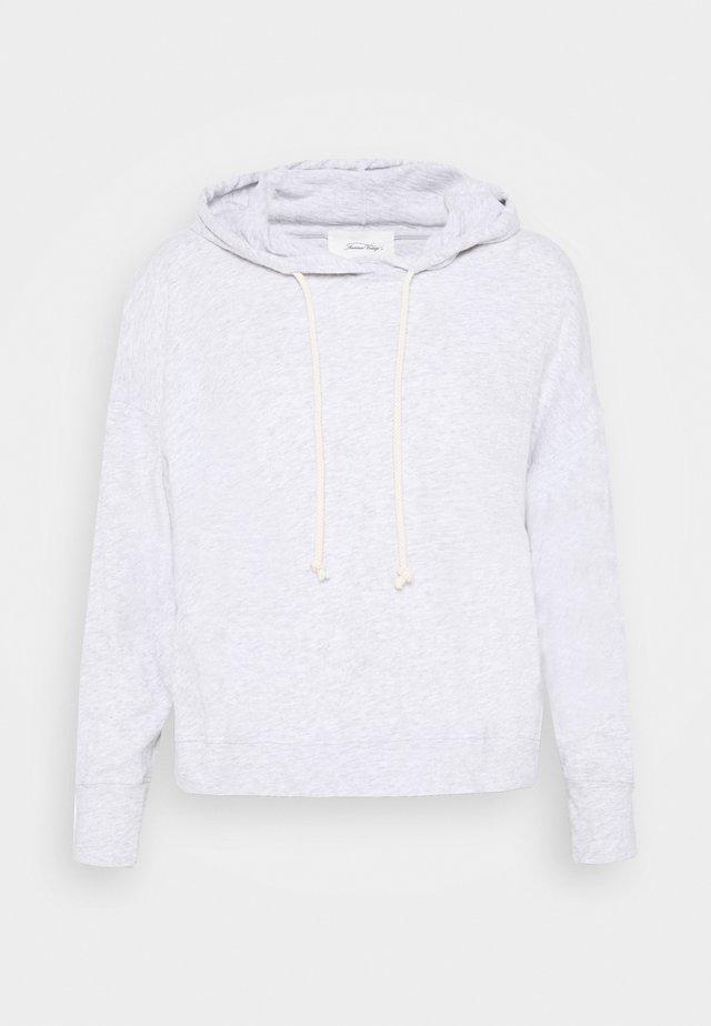 BYSAPICK - T-shirt à manches longues - polaire chiné
