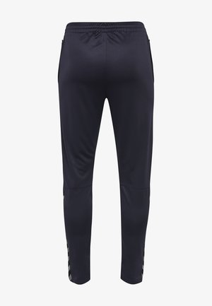 HMLAUTHENTIC - Tracksuit bottoms - marine