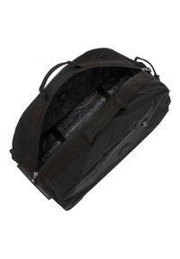 Kipling - CLASSICS DEVIN ON WHEELS 2-ROLLEN REISETASCHE 61 CM - Wheeled suitcase - black - 3
