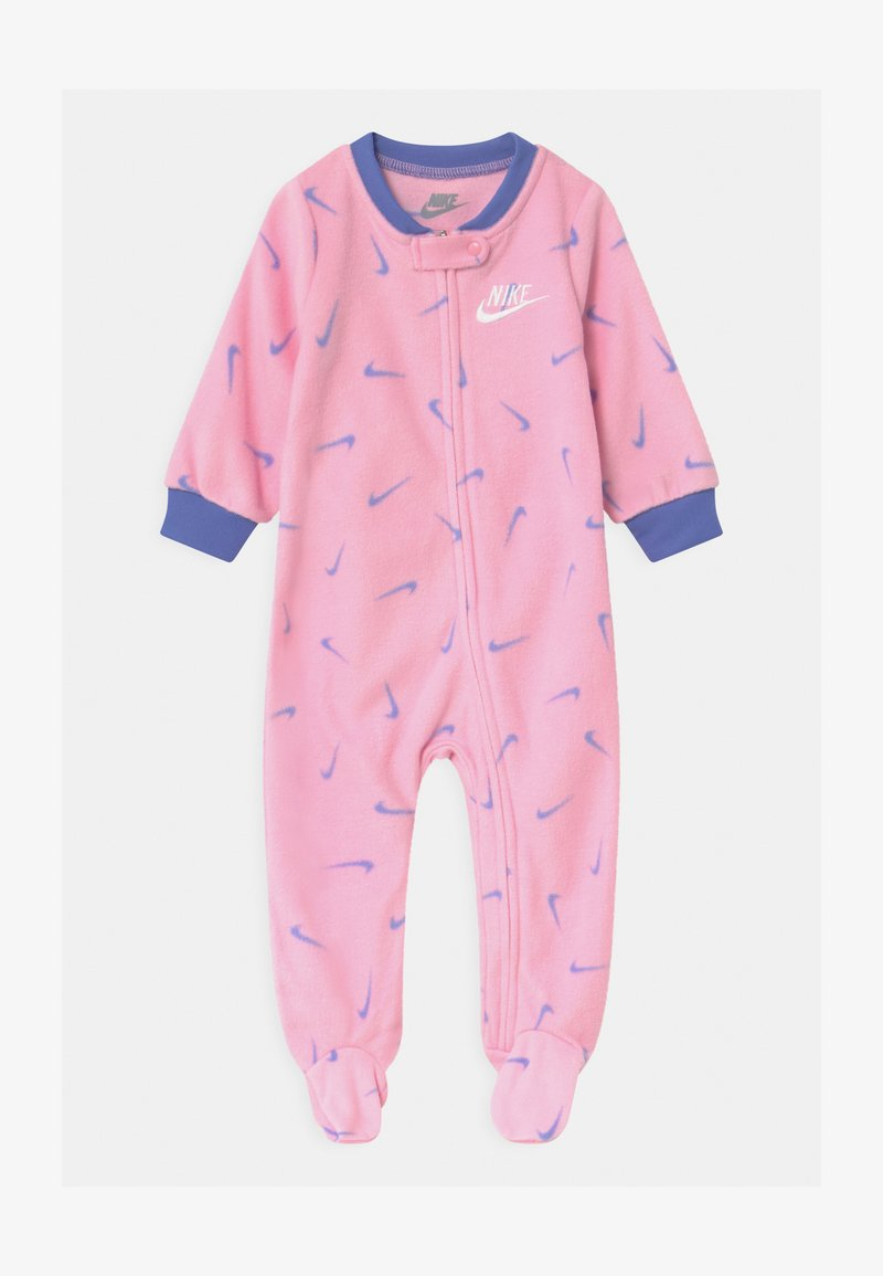 Nike Sportswear - FOOTED COVERALL - Sleep suit - pink