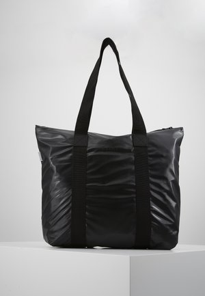 TOTE BAG RUSH - Tote bag - shiny black