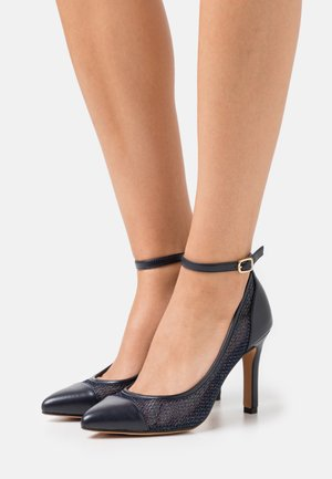 COMFORT - Zapatos altos - dark blue
