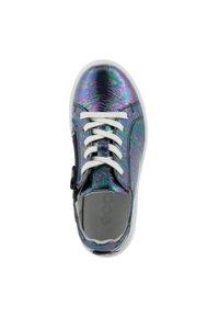 ECCO - STREET TRAY K - Casual lace-ups - black iridescent - 2