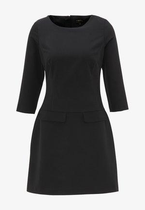 KLEID - Day dress - schwarz