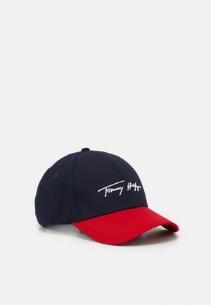 SIGNATURE UNISEX - Caps - blue