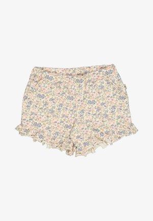 Shorts - flowers and seashells