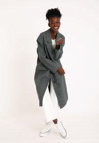Pimkie - Klasický kabát - grau - 1