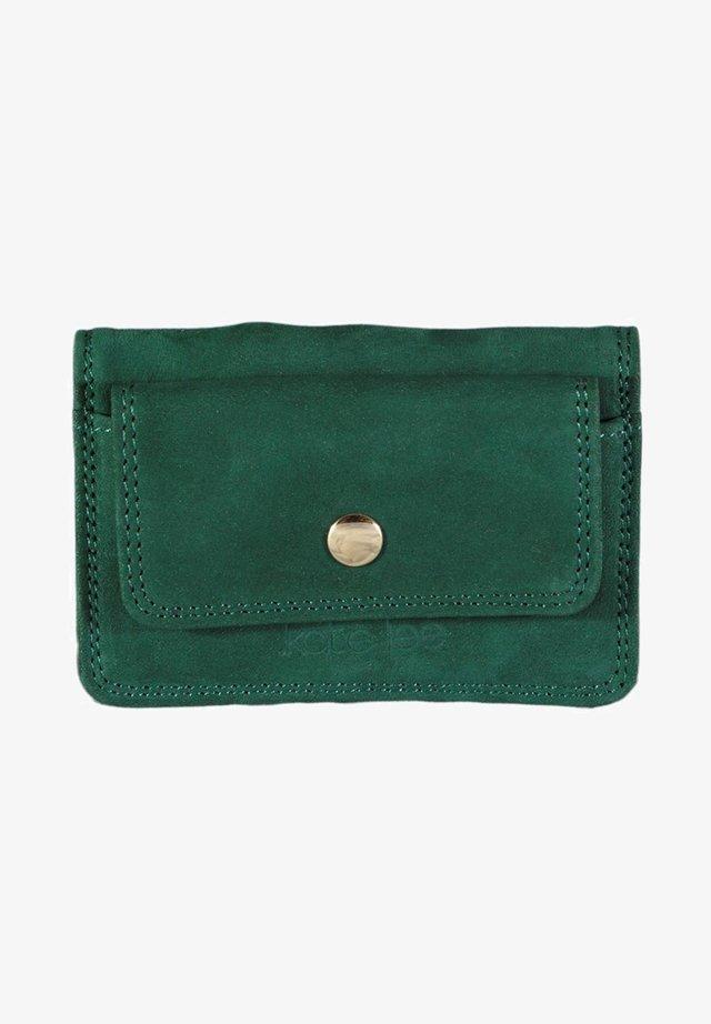 Wallet - vert foncé