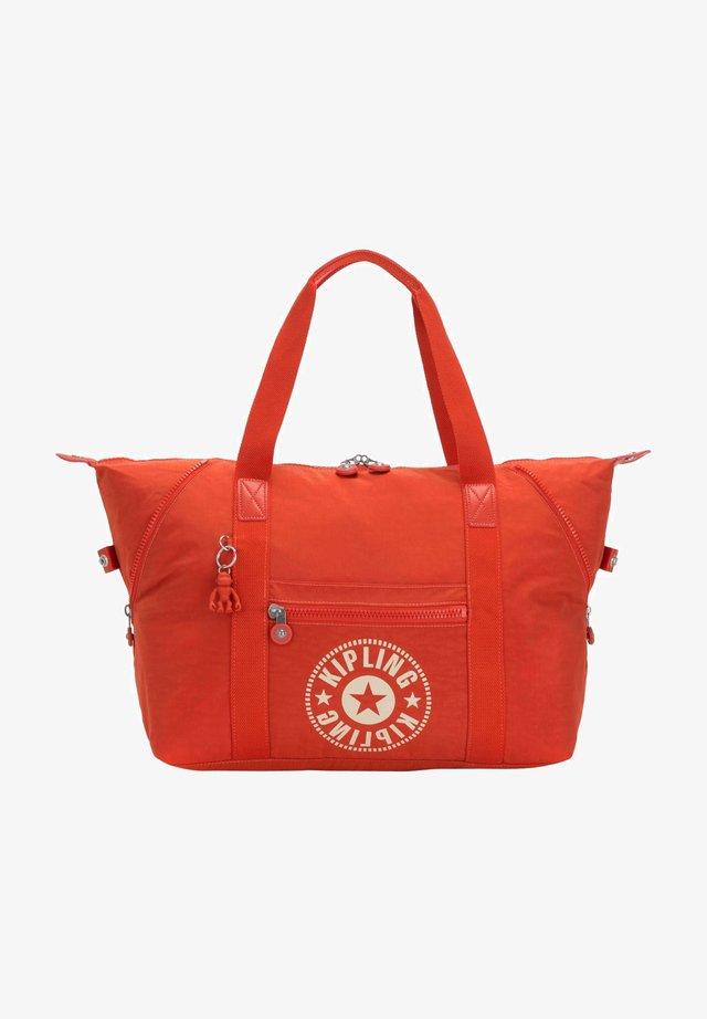 Tote bag - funky orange