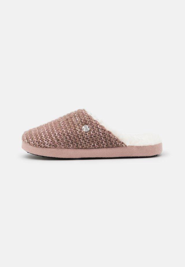 BIRMINGHAM - Pantofole - nude