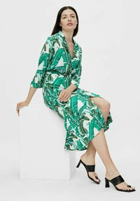 Object - Shirt dress - gardenia - 5