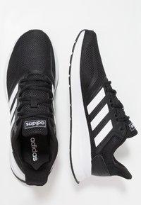 adidas Performance - RUNFALCON - Neutrální běžecké boty - core black/footwear white - 1