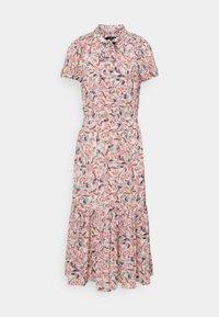 Lauren Ralph Lauren - DRAPEY DRESS - Maxi dress - pink multi - 0