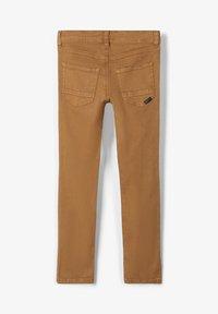 Name it - NKMTHEO  - Slim fit jeans - medal bronze - 4