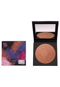 UOMA - CARNIVAL BRONZE AND HIGHLIGHT - Bronzer - barbados - 1