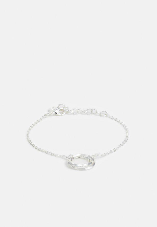 TROPEZ CHAIN BRACE - Armband - silver-coloured