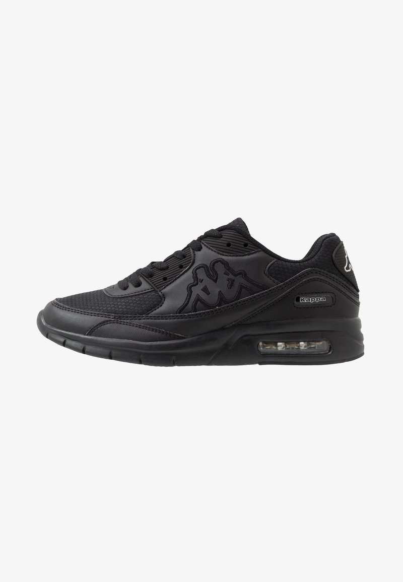 Kappa - HARLEM II UNISEX - Zapatillas de running neutras - triple black