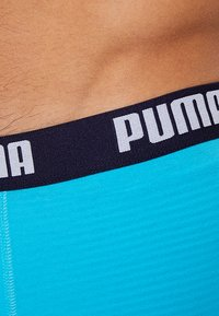 Puma - BASIC 2 PACK - Culotte - aqua/blue - 4