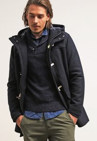 Pier One - Cappotto corto - navy - 0