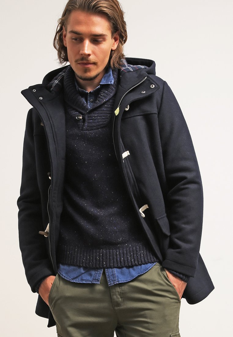 Pier One - Cappotto corto - navy