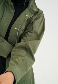 InWear - YUMA - Light jacket - beetle green - 5