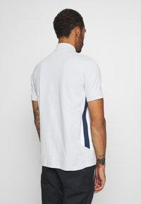 G-Star - SIDE STRIPE POLO S\S - Polo shirt - cool grey - 2